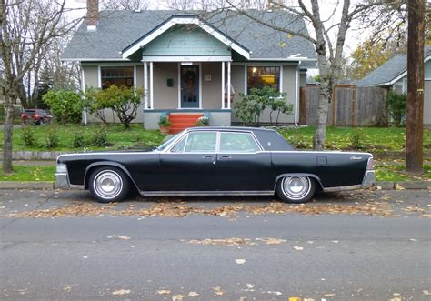 old cars and repair manuals free 2013 lincoln mks parking system 1965 lincoln continental the last great american luxury car