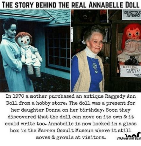 annabelle doll now 25 best memes about annabelle doll annabelle doll memes