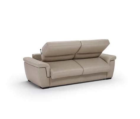 Best Leather Sleeper Sofa by Natuzzi Top Grain Leather Sofa Sleeper B875 Leather Sofas