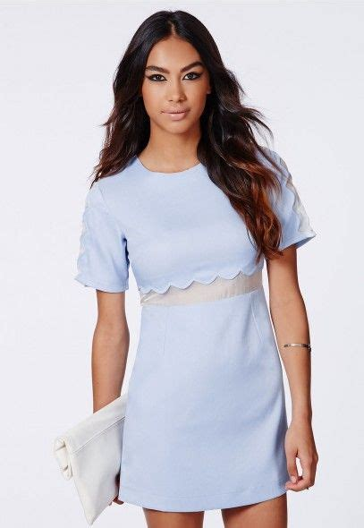Scalop Pastel Dress by 25 Pastel Blue Dress Ideas On Pastel