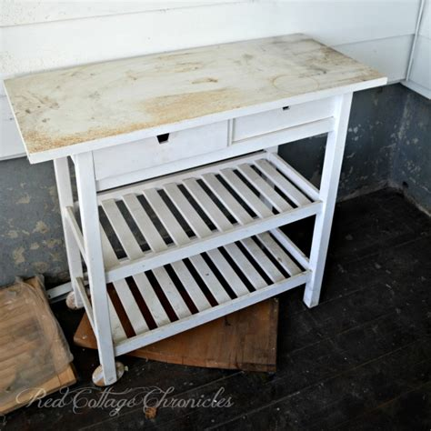 ikea cart hack ikea hack kitchen cart edition with chalk paint and wax