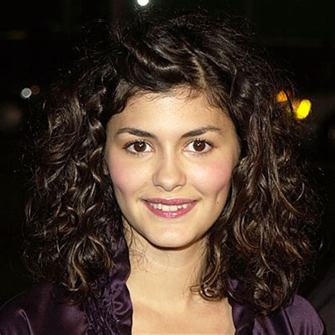 hair styles for and cheekbone audrey tautou instyle com