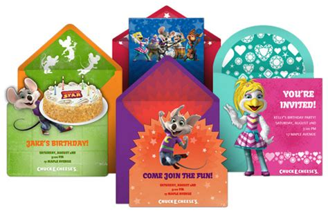 Buy Chuck E Cheese Gift Card Online - how to plan the best chuck e cheese birthday party