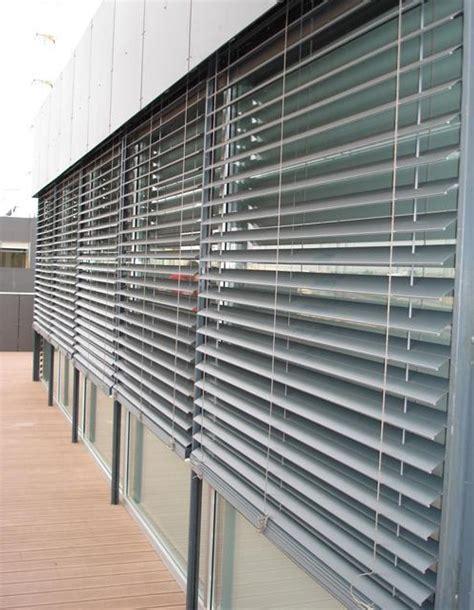 tipos de persianas exteriores veneciana exterior navarra protecci 243 n solar exterior