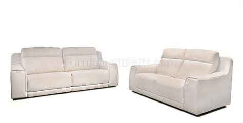 real leather reclining sofa funes 8030 genuine leather power reclining sofa w options