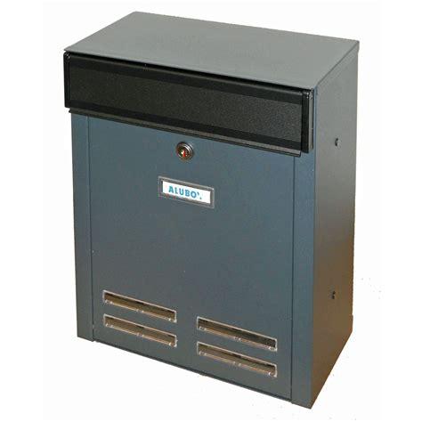 cassetta postale inox cassetta postale inox magnum m2 alubox