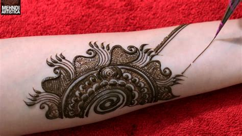 henna design youtube simple mehndi design youtube makedes com