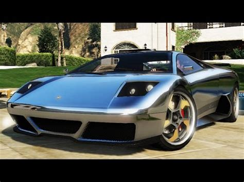Lamborghini Infernus Gta 5 Car Crash Compilation Infernus Lamborghini