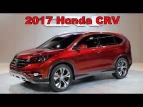 2017 honda crv exterior and interior youtube
