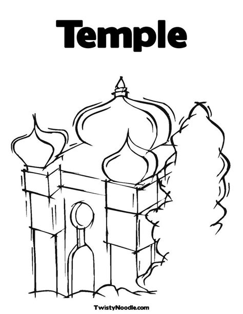 jewish preschool coloring pages free coloring pages of synagogue
