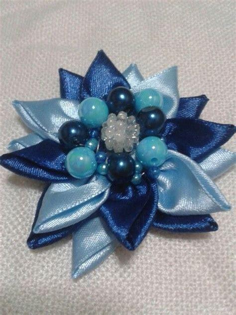 Handmade Pins - handmade ribbon brooch handmade brooch