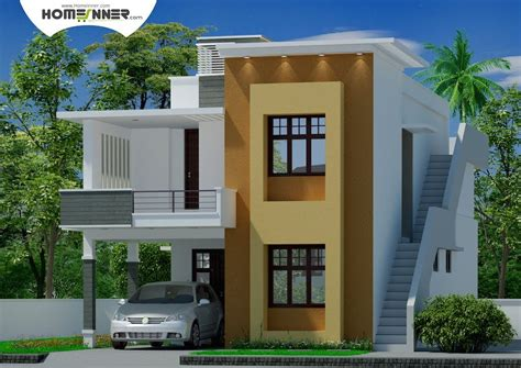 indian home design ideas with floor plan modern contemporary tamil nadu home design