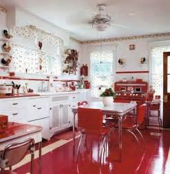 Retro Kitchen Ideas Design 25 Inspiring Retro Kitchen Designs House Design And Decor