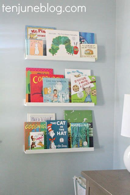 easy baby boy nursery ideas books are important in our