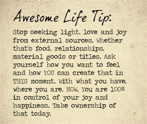 life tips awesome life tip quotes and sayings pinterest