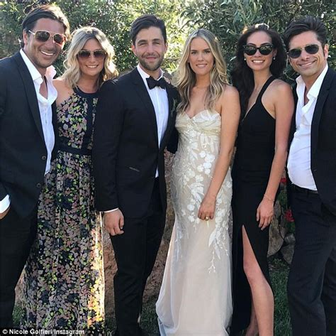 wedding of the year josh and tina stanley otago daily josh peck ties the knot with paige o brien daily mail online