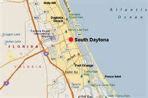 south daytona map related to south daytona real