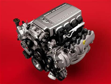 mustang's 4.6l v8 engine on wards 10 best engines list