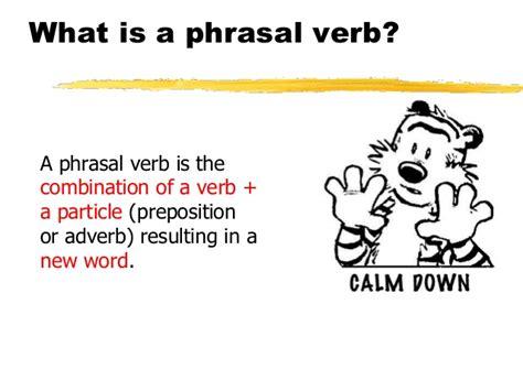 phrasal verbs b 1
