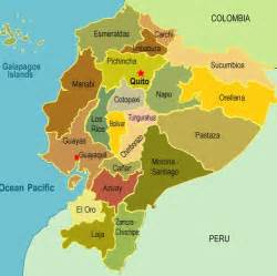 map of ecuador south america ecuador the best countries of south america