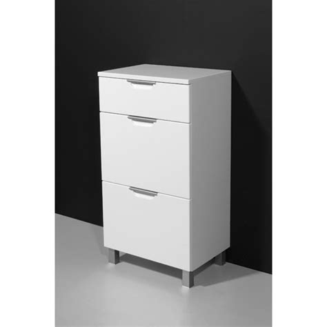 Liquid Freestanding High Gloss Front Bathroom Cabinet 11873 Bathroom Furniture Freestanding