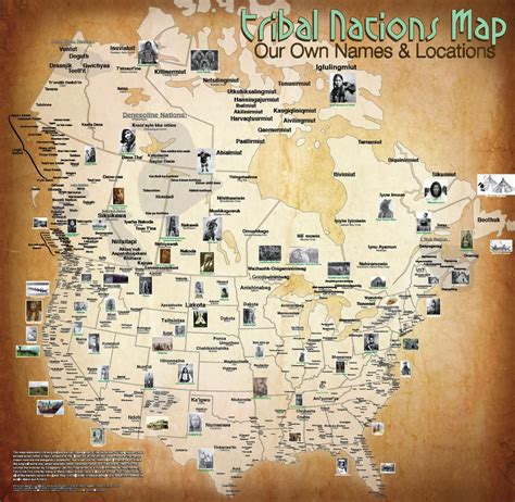 america map american tribes white wolf oklahoma creates map of american
