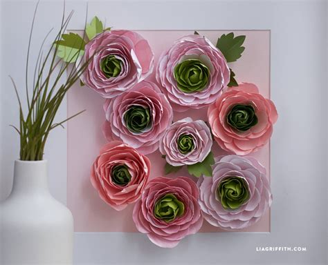 How To Make Paper Ranunculus - how to make paper ranunculus 28 images lovely crepe