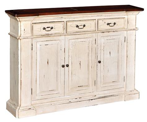 slimline triple drawer narrow buffet home design pinterest