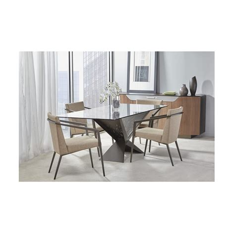 Elite Dining Table Elite Modern Atlas Dining Table Decorum Furniture Store Part 1