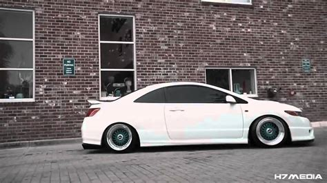 stancenation honda civic si civic stance nation youtube