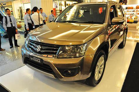 Nearest Suzuki Dealer Suzuki Grand Vitara Gets Revised For 2012 Rm121 000 Otr