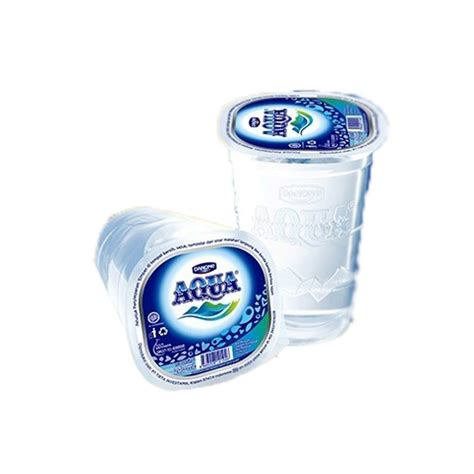 Gelas Gelar jual aqua air mineral cup gelas air minum kemasan di lapak bayu soekamto prh