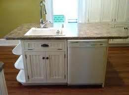 Kitchen Island With Sink And Dishwasher Ideas Island With Sink And Dishwasher Kitchen Remodel