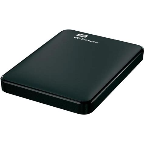 Hdd External Wd Element 500gb Wd Elements 500gb Usb 3 0 Portable External Drive Black Ebuyer