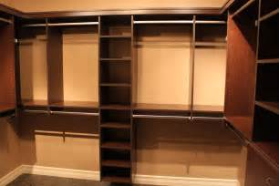 Custom Made Closet Organizers Crafted Custom Walk In Closet By Peace Country Custom