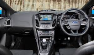 Ford Focus Interior by 2016 Ford Focus Rs Now On Sale In Australia From 50 990