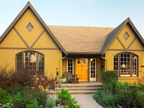 house design color yellow 28 inviting home exterior color ideas hgtv
