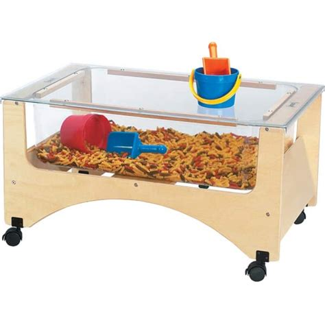 sensory table for toddlers cover for see thru sensory table fits 2871jc 2872jc