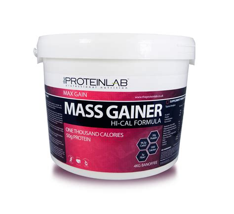 6 Important Reasons to Use Mass Gainer Supplement   The