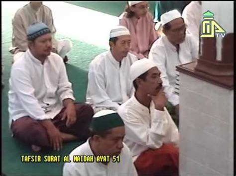 download mp3 ceramah mh ainun najib tafsir surat al maidah ayat 51 bersama alm ustadz najib