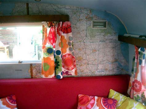 Vintage Camper Decorating Ideas Vintage Camper Interior Ideas For Nomads Land