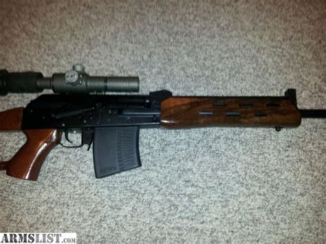 armslist for sale vepr 7 62 x 54r with posp 1 svd