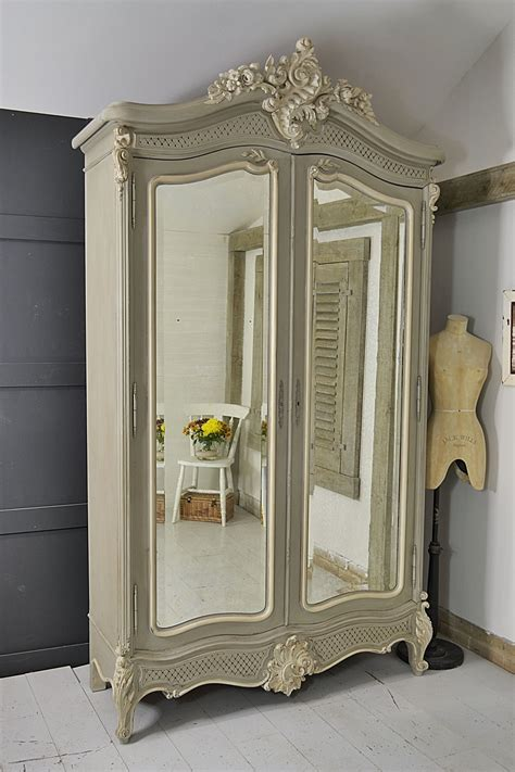 shabby chic armoire this beautiful shabby chic french armoire would make a