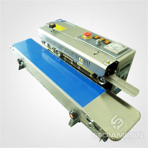 Mesin Countinous Band Sealer Frb 770 Ii continuous band sealer frb 7701