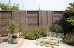Modern Backyard Fence by Provoking Practical Privacy Fences