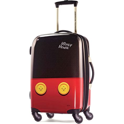 aa baggage fee american tourister disney mickey mouse spinner