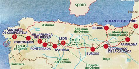 camino to santiago de compostela the camino santiago se compostela the islander