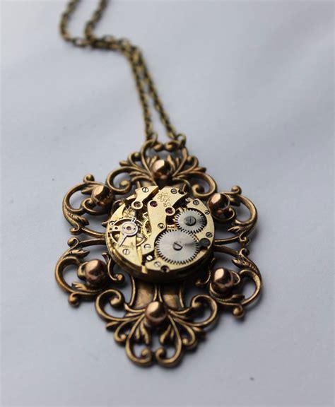 diy steunk jewelry diy craft