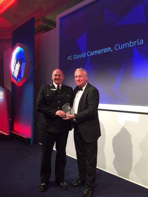 Officer Last Call Script by Cumbria Officer Crowned West Winner At