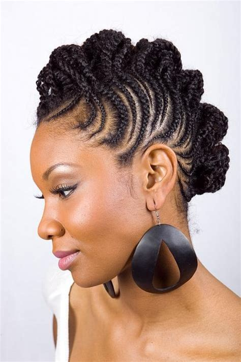 styles for natural black hair pictures to weave or not to weave that is the question